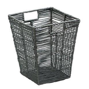 Laurel Foundry Modern Farmhouse Hoople Decorative Waste Basket