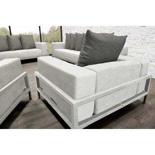 Tilly Modern 4 Piece Sofa ..