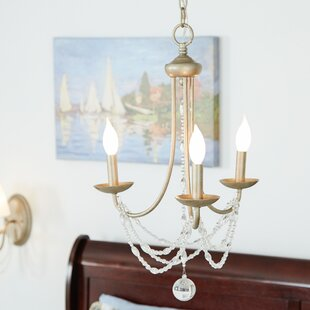 Reynal 3-Light Candle Style Chandelier
