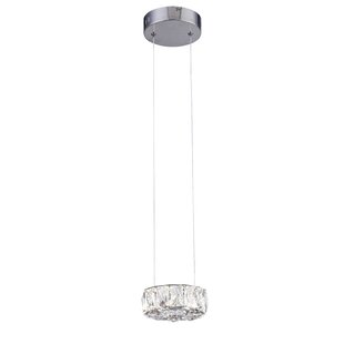 Wainberg 1-Light LED Cryst..