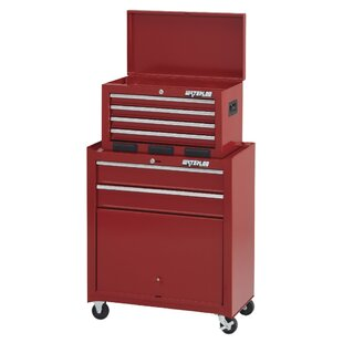 Shop Series 26.5W 6-Drawer Combination Set by Waterloo Industries