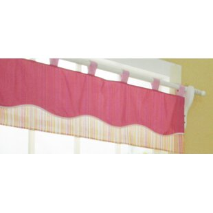 Girl Dragonfly 58 Curtain Valance by Geenny