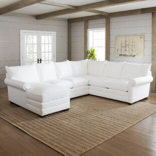 Great choice Coyne Sectional by Birch Lane™ Heritage Reviews (2019) & Buyer's Guide