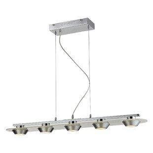 Latitude Run Jolley 5-Light Pendant