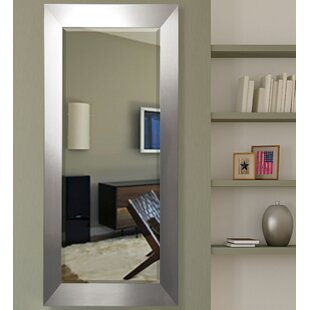 Reviews Bahamas Silver Wall Mirror By Latitude Run