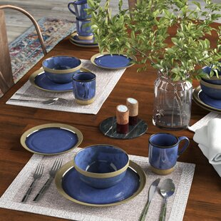 Spillers 16 Piece Dinnerware Set, Service for 4