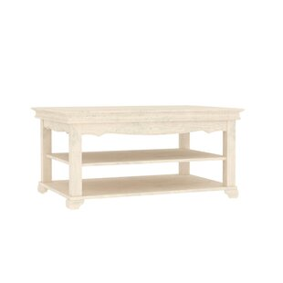 Esquina Coffee Table With Storage By August Grove