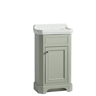 Meghan 50cm Free-Standing Vanity Unit Base By August Grove
