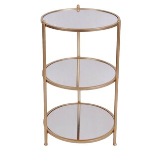 Cheungs 3 Tiered End Table