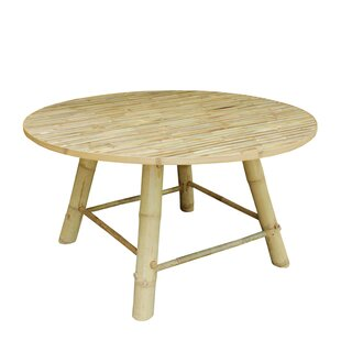 Petro Solid Wood Dining Table by Bayou Br..