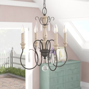 Lark Manor Loraine 4-Light Candle Style C..