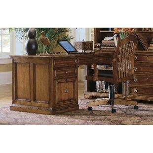 Best Choices Brookhaven Return Executive Desk ByHooker Furniture