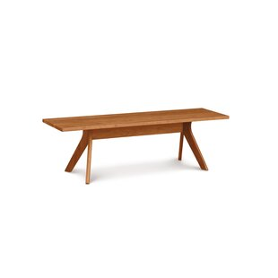 Copeland Furniture Audrey Wood Bench