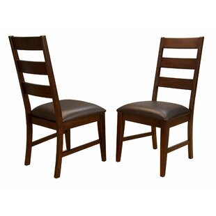 Aguayo Upholstered Dining Chair (Set of 2..