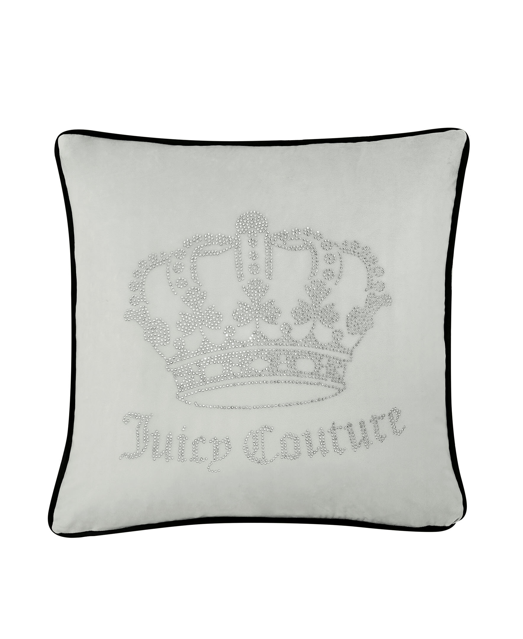 Juicy Couture Gothic Square Pillow Cover Insert Wayfair