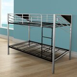 Hausman Twin over Twin Bunk Bed by Zoomie Kids