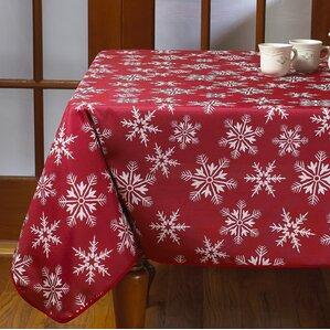 Decorative Christmas Tablecloth