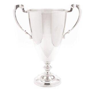 Polished Nickel Finish Trophy