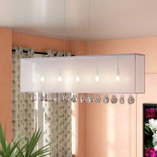 Compare & Buy Gaspar 5-Light Kitchen Island Pendant By Willa Arlo Interiors