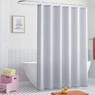 Online Reviews Allegro Gingham Shower Curtain ByGrovelane Teen