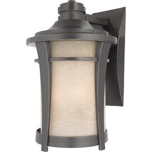 Find Pinehurst 3-Light Outdoor Wall Lantern By Loon Peak