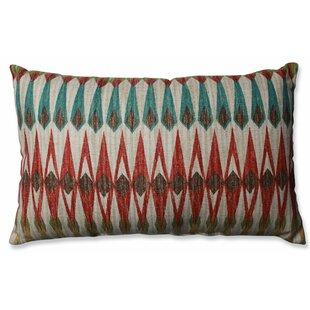 Acela Adobe Cotton Lumbar Pillow