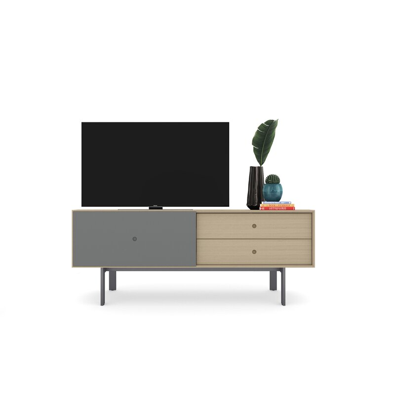 """BDI Margo TV Stand for TVs up to 82"""""""