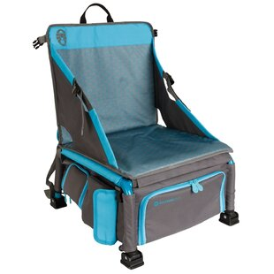 Coleman Treklite Plus Folding Camping Chair with Cushion