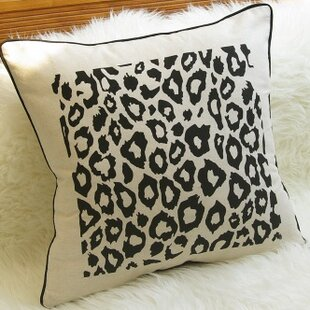 Leopard Print Throw Pillows Wayfair