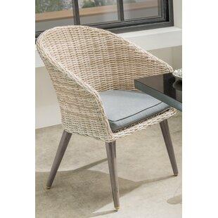 Bonsallo Garden Chair With Cushion By Sol 72 Outdoor