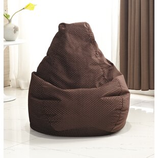 Traditional Polyester Bean Bag Chair By Latitude Run