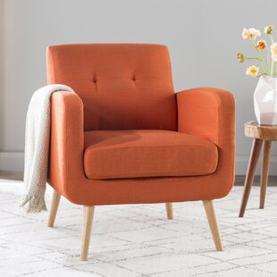Amazing Orange Accent Chairs Youu0027ll Love | Wayfair