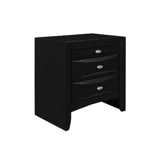 Treadwell 2 Drawer Nightstand by Red Barrel Studio