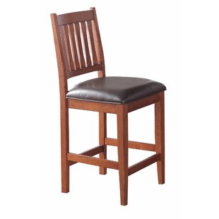 Fort Kent 24 Bar Stool (Set of 2) Loon Peak