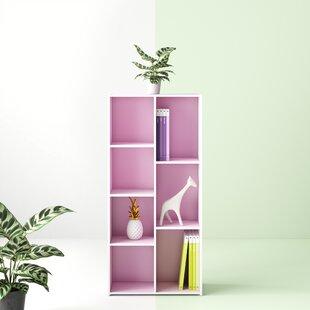O'Quinn Cube Unit Bookcase By Hashtag Home