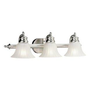 Villegas 3-Light Vanity Light by Winston Porter