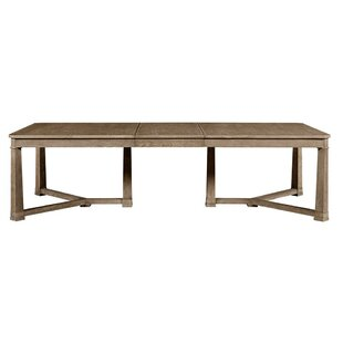 Marcello Extendable Solid Wood Dining Table