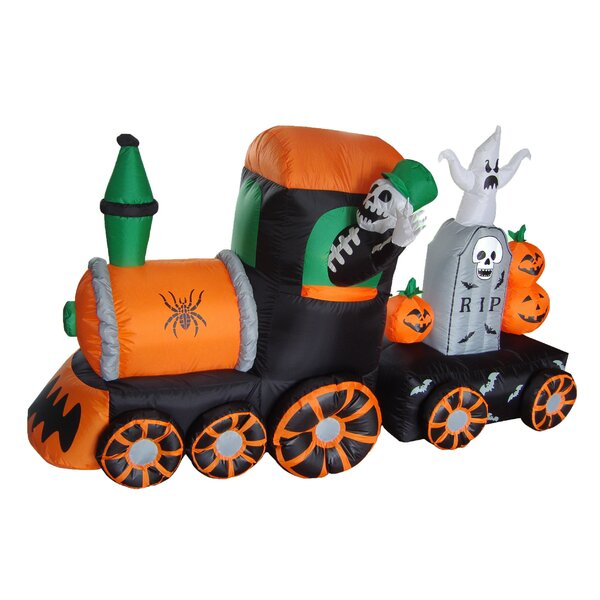 Halloween Inflatables You Ll Love Wayfair