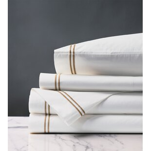 Maya 200 Thread Count Solid Color 100% Cotton Sheet Set