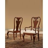 Staas Upholstered Arm Dining Chair (Set of 2) by Astoria Grand