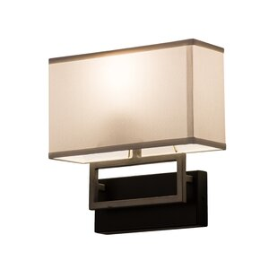 Affordable Price Finck 1-Light Armed Sconce By Latitude Run