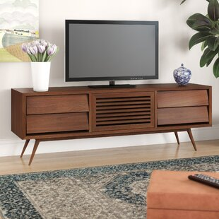 Online Reviews Garrick TV Stand for TVs up to 70 by Corrigan Studio Reviews (2019) & Buyer's Guide