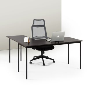 Best Kameron L-Shaped Desk By Symple Stuff
