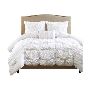 Copeland 4 Piece Reversible Comforter Set