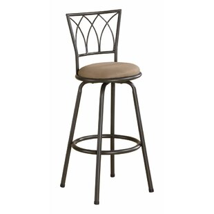 Collina 29 Bar Stool (Set of 2) by Fleur De Lis Living