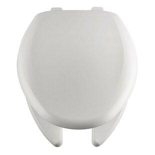 Trumbull Church Plastic Elongated Toilet Seat