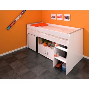 Dempsey Midsleeper Twin Bed