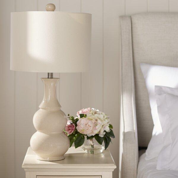 "Mercury Row Miltiades 26.5"" Table Lamp & Reviews"