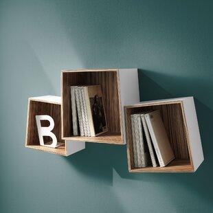 Bator 3 Piece Floating Shelf Set By Brayden Studio