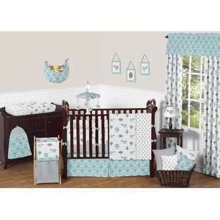 Buy luxury Earth and Sky 9 Piece Crib Bedding Set BySweet Jojo Designs